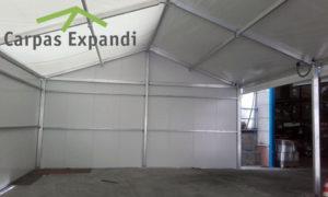 naves de almacenamiento temporal CARPAS EXPANDI Zaragoza