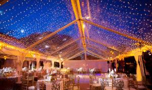 iluminación carpas bodas EXPANDI Zaragoza